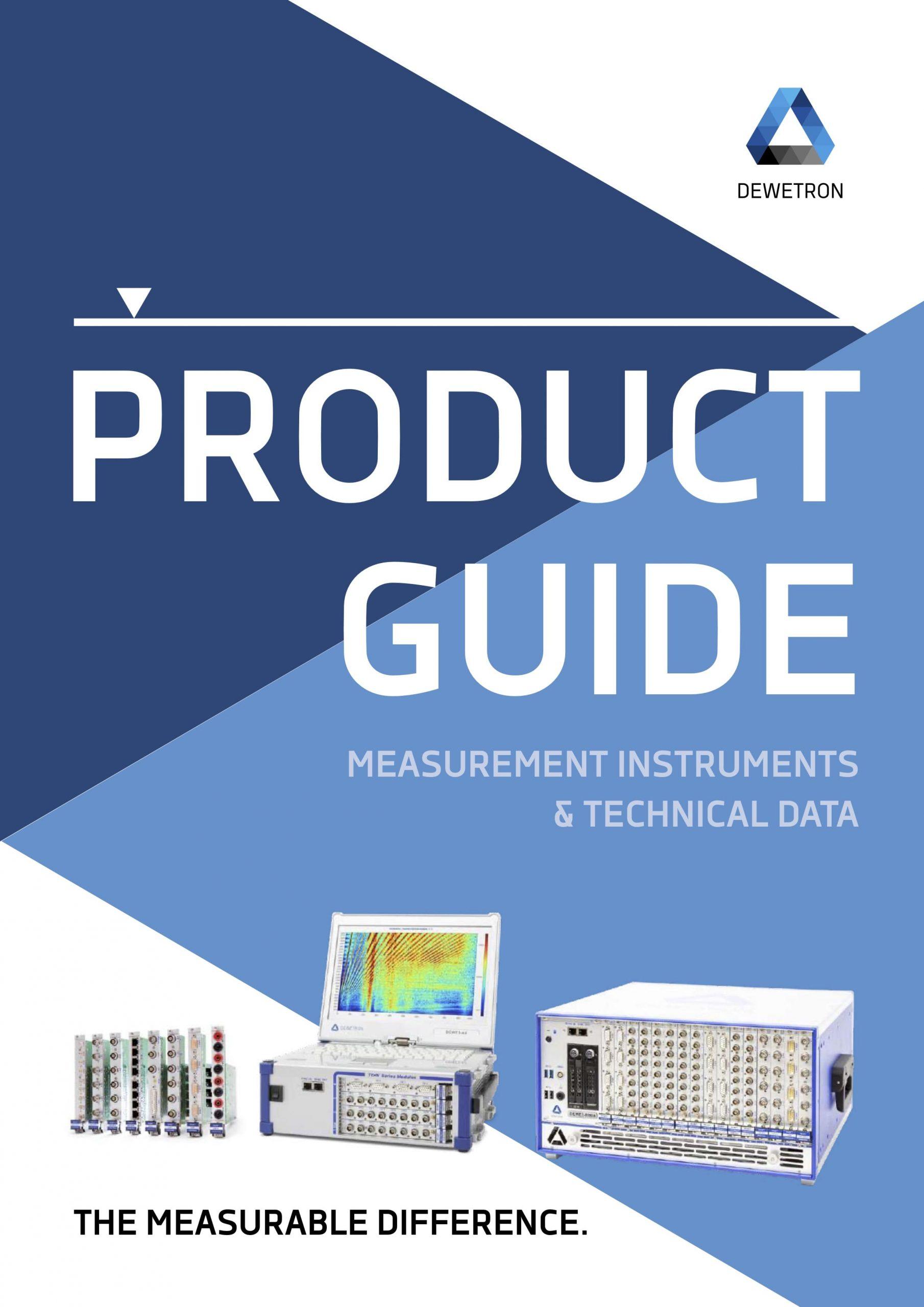 Guide produits 2020